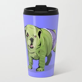 The Incredible Bulldog Travel Mug