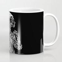 maori Mugs featuring Opposite Maori by SarinneG
