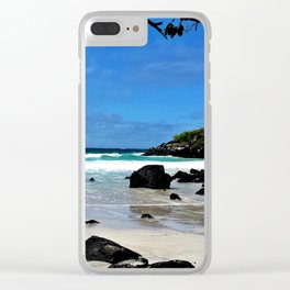 The Galapagos Clear iPhone Case