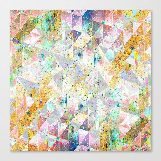 SIMPLY GEOMETRIC Canvas Print