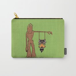 Come Swing With Me Carry-All Pouch