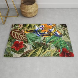 Tiger Tiger Burning Bright Rug