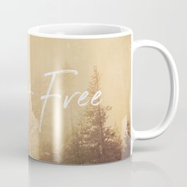 Wild And Free - Cascadia Forest Coffee Mug