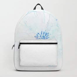 Ghost Flower Backpack