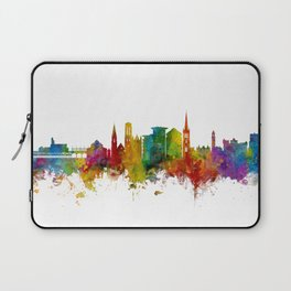 Bournemouth England Skyline Laptop Sleeve