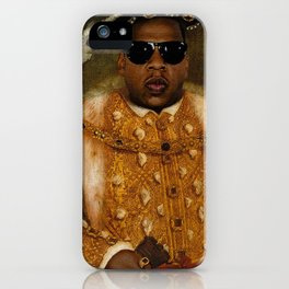 Jay in Shades iPhone Case