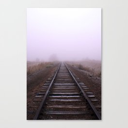 Into The Ether Canvas Print