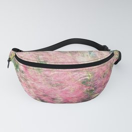 Pink Fairy (Muhly) Grass Fanny Pack