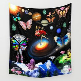 Precious Universe Wall Tapestry