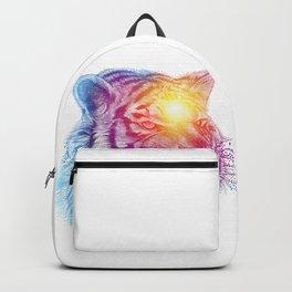 Animal III - Colorful Tiger Backpack