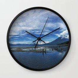 Atitlan Serentiy Wall Clock