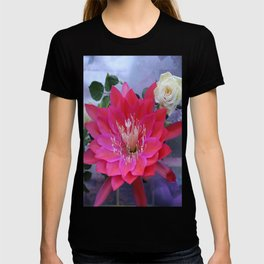 Roses Are White, Cactus is Rose... T-shirt