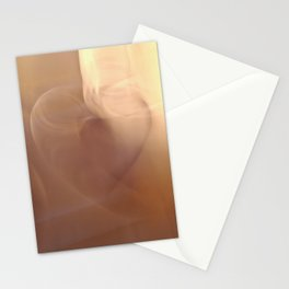 Seeing Through to the Heart Stationery Cards