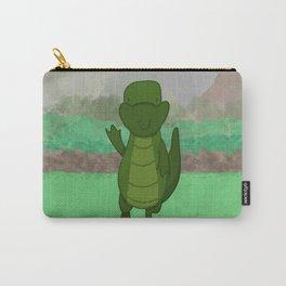 Hello Dinosaur Carry-All Pouch