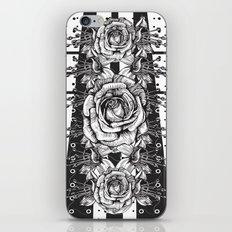 Flower Symmetry - Roses iPhone & iPod Skin