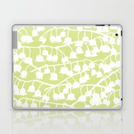 Lily of the Valley repeat Laptop & iPad Skin