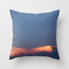 New Mexico Sunset (July 2014) Throw Pillow