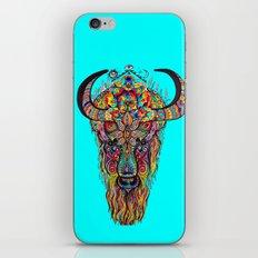 Body of Bison-Spirit of Dragon  iPhone Skin