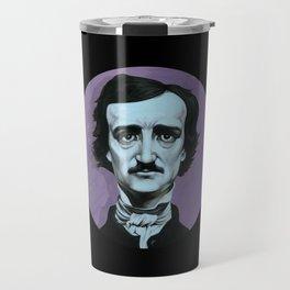 Edgar Allan Poe Travel Mug