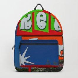 Retro Inn Backpack