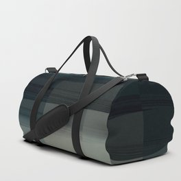 Modern Ombre Tiled Pattern Design Duffle Bag