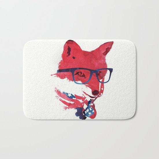 American Fox Bath Mat