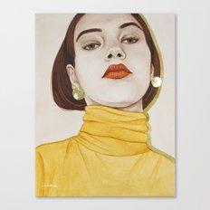 Close Up 16 Canvas Print