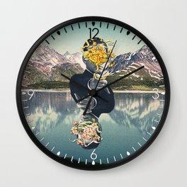 Bipolar Wall Clock