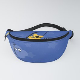 Fantastic Abordage Falling Pirate Star Fanny Pack