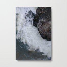 River Wild Metal Print
