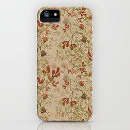 Lala Pattern iPhone Case