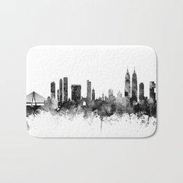 Mumbai Skyline India Bombay Bath Mat