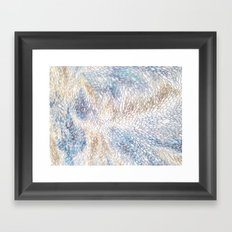 Nature Flow Framed Art Print