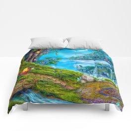 Day Moon Haven Comforters