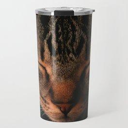 Cat Nap Travel Mug