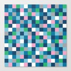 Colour Block #5 Canvas Print