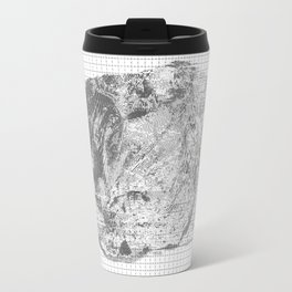 silicon dioxide (SiO2) Travel Mug