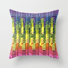 Things and Stuff Throw Pillow