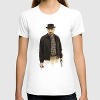 heisenberg T-shirts featuring Heisenberg by keith p. rein
