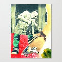 Sick Boy Thrashin Canvas Print