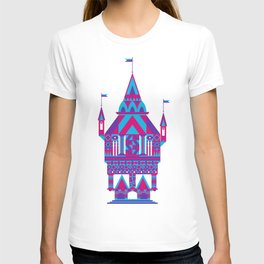Castle in the Sky 02 T-shirt