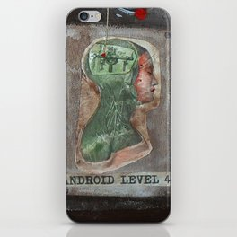 ANDROID LEVEL 4 iPhone Skin