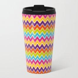 Waves of Spring Travel Mug