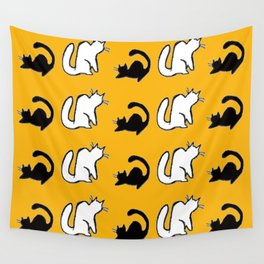 Purrsonality 4.0 Wall Tapestry