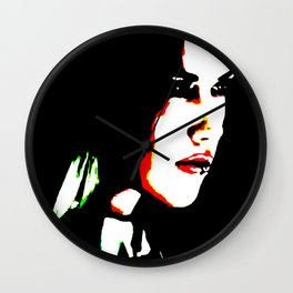 Alissa White-Gluz (2) Wall Clock