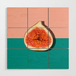 Half Slice Fruit Wood Wall Art