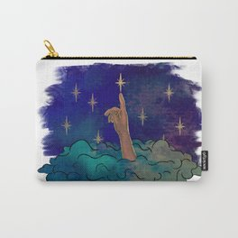 brightest star Carry-All Pouch