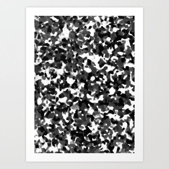 maculO Art Print