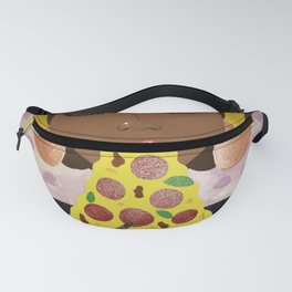 Pizza Girl Fanny Pack