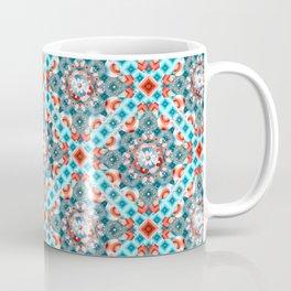 Decorative Lovebirds Coffee Mug